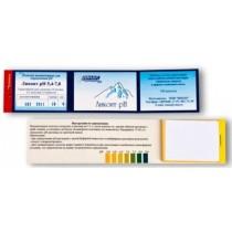 Индикатор Ликонт рН 5,4-7,8 (100 шт)