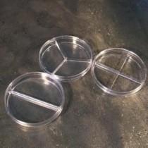 Чашка Петри  ⌀  90 мм, 4-х сек., Aptaca
