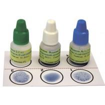 Набор реагентов для идентификации возбудителя геморрагического колита Escherichia coli O 157: Н7 в реакции латекс-агглютинации (Латексная тест-система E.coli O 157: H 7)