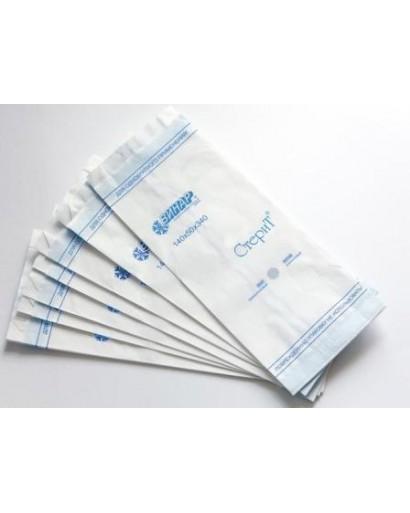 """Пакеты бумажные термосвариваемые """"СтериТ®"""",  90х50х250 мм"""